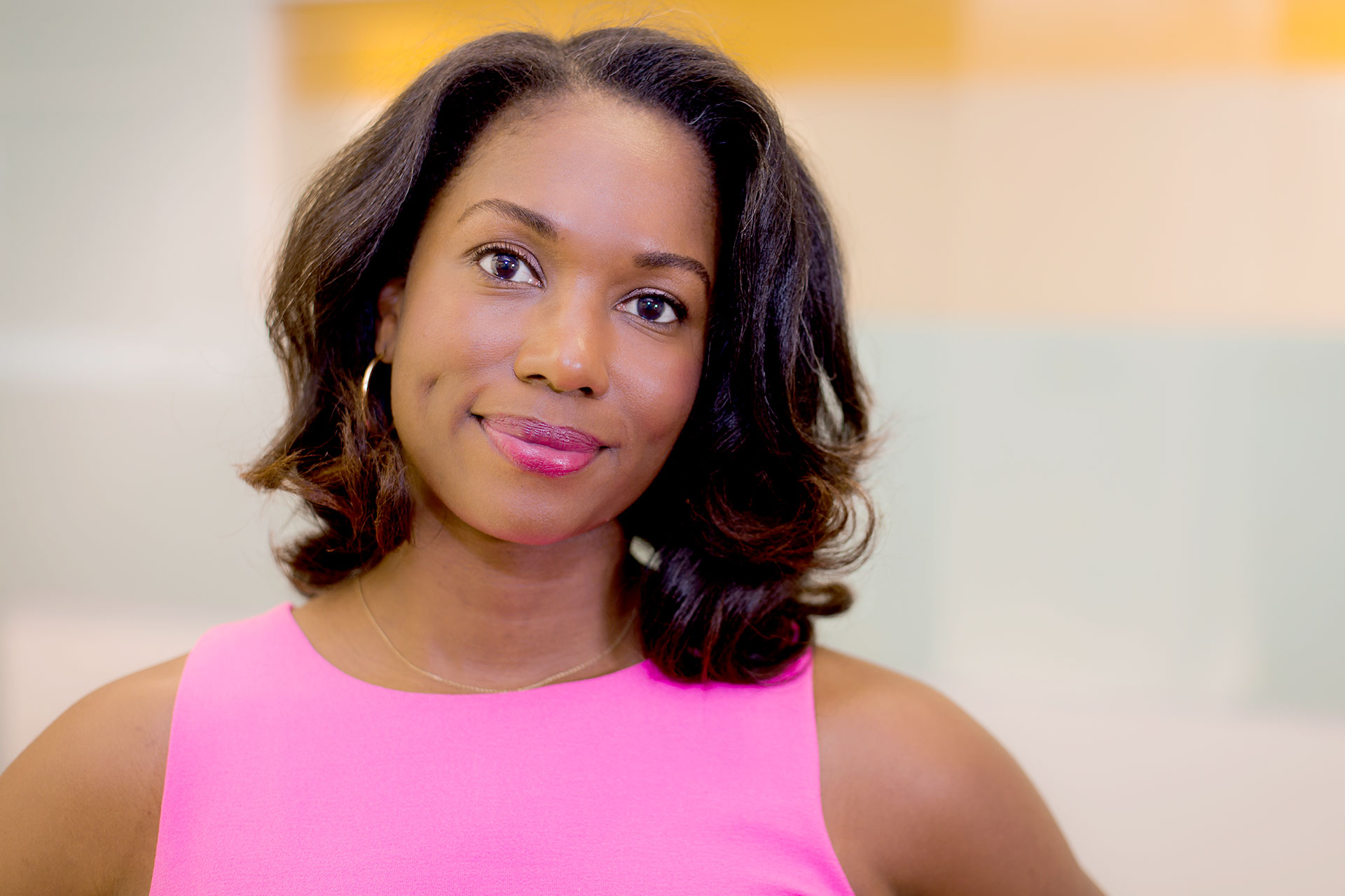 Profile picture of Jeanetta Joseph, the founder of Spa Flow